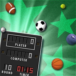 Sportball Challenge - Improve your hand-eye coordination without suiting up. - logo