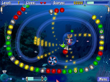 Sprill - Aqua Adventures screen shot