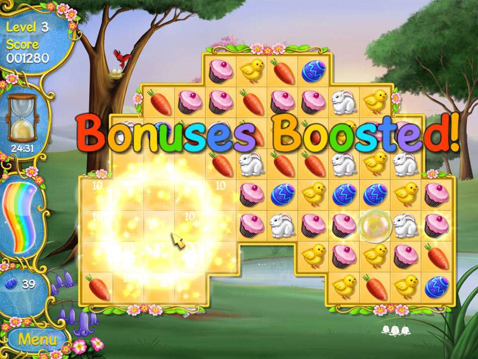 Spring Bonus screen shot
