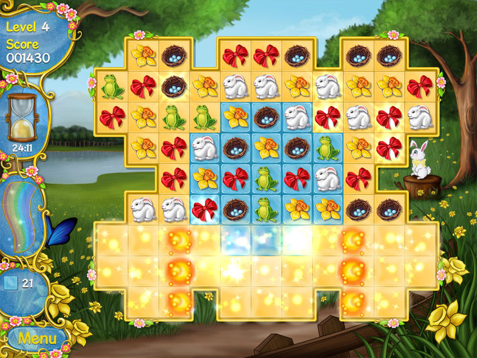 Spring Bonus screen shot