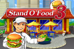 Serve fast and healthy food for 75 levels in Stand O'Food 3, the long-awaited sequel to the popular burger-serving game!