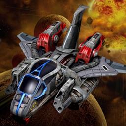 Star Defender III - Star Defender III features new weapons, attacks, and even nastier aliens! - logo