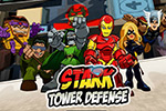 Dr. Doom and the Lethal Legion are launching a major assault to capture Stark Tower. Can you stop them? Play Stark Tower Defense now!