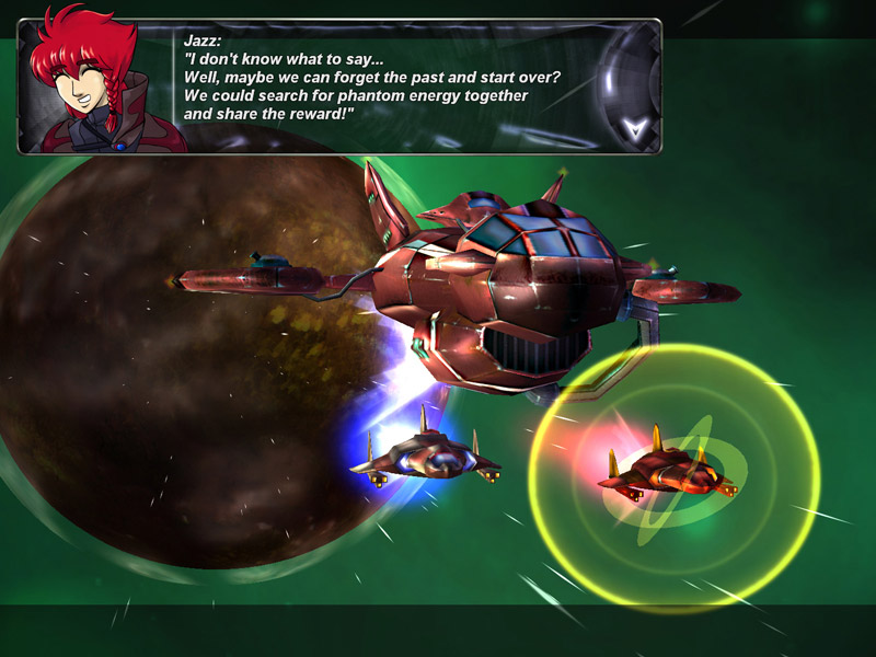 Starlaxis Light Hunter screen shot