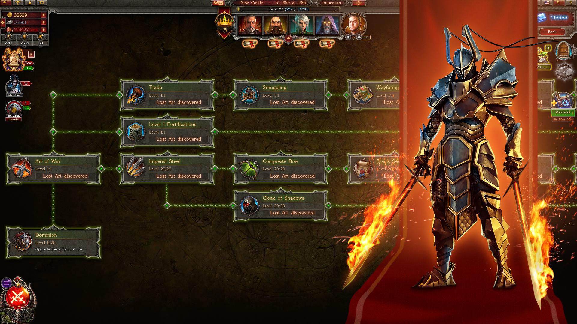 Stormfall: Age of War screen shot