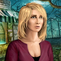 Stray Souls: Dollhouse Story - Search for clues and solve puzzles in spine-tingling places in Stray Souls: Dollhouse Story, a chilling hidden object game! - logo