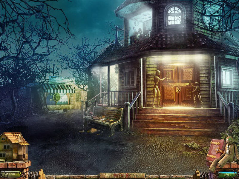 Stray Souls: Dollhouse Story screen shot