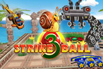 Strike Ball 3 takes 'breakout' games to explosive heights with spectacular graphics and outrageous animation!