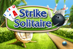 Complete 120 original layouts in this new game of solitaire. Play Strike Solitaire today!