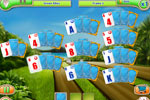 Screenshot of Strike Solitaire
