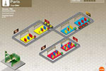 Screenshot of Subway Scramble