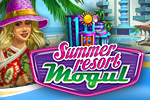 Start small and dream big to become a Summer Resort Mogul!