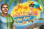 Play an undercover FBI agent posing as a resort owner in Summer Rush, a new Time Management game!