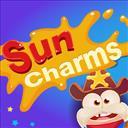 Sun Charms - logo