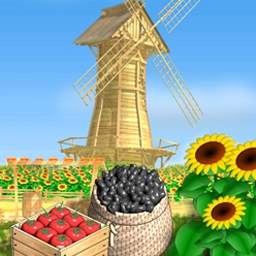 Sunshine Acres - Turn a simple parcel of land into a sprawling farm in Sunshine Acres! - logo