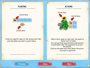 Sunshine Acres screen shot