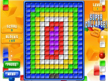 Super Collapse 3 screen shot