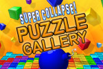 Super Collapse Puzzle Gallery is the ultimate puzzle game for your brain!