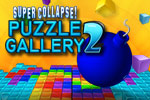 Sink your teeth into 300 new puzzles in Super Collapse! Puzzle Gallery 2.