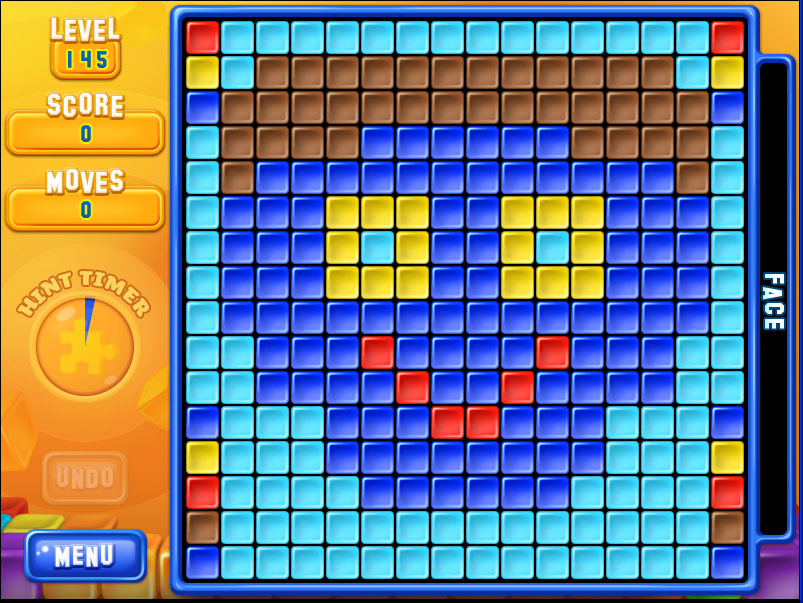 Super Collapse Puzzle Gallery 2 screen shot