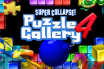 The brain-bending fun continues in Super Collapse - Puzzle Gallery 4!