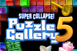 Clear 300 perplexing puzzles in Super Collapse Puzzle Gallery 5!