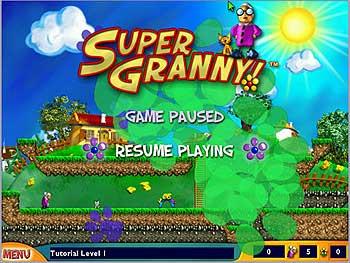 Super Granny screen shot