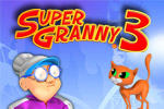 Trail Granny in 5 hilarious scenes as she sets out to rescue her kitties!