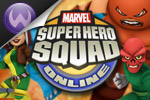 Welcome to Marvel Super Hero Squad Online, a FREE online kids game! Build a Squad of your favorite heroes and save Super Hero City.
