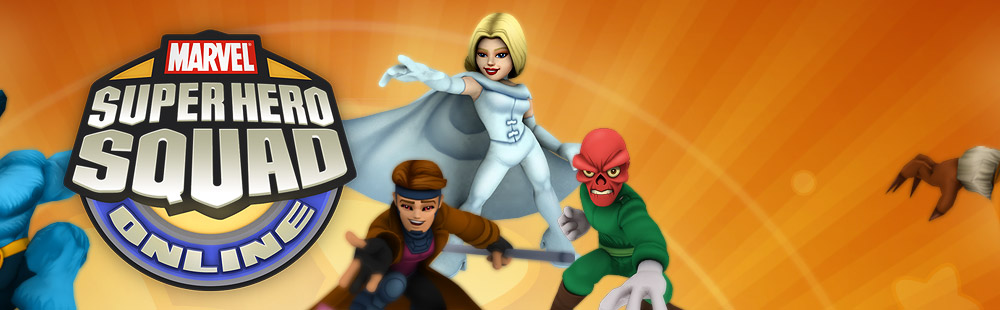 Marvel Super Hero Squad Online