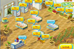 Screenshot of Supermarket Mania