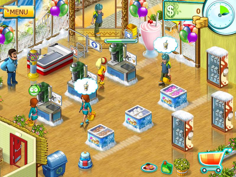 Вы можете купить игру Супермаркет мания 2 непосредственно у