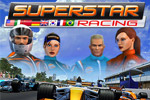 Superstar Racing is a free & fast racing MMORPG. Chat and race with others!