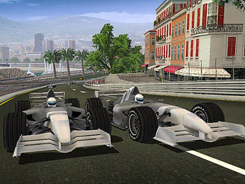 Superstar Racing screen shot