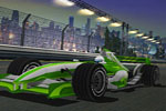 Screenshot of Superstar Racing