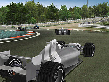 Superstar Racing screen shot