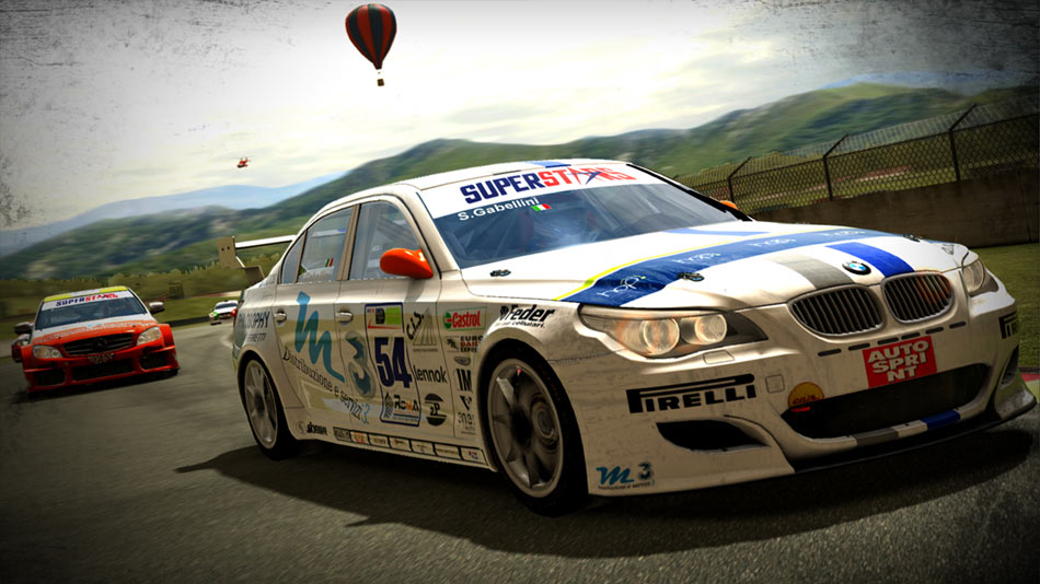 Superstars V8 Racing screen shot