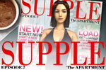 Enjoy the fun, sexy world of a fashion magazine in Supple: Episode 2!