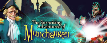 The Surprising Adventures of Munchausen - image