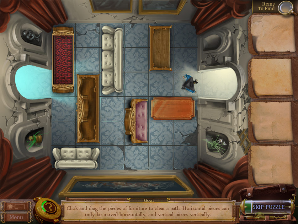 The Surprising Adventures of Munchausen screen shot
