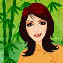 Suzie's Spa - It's time to pamper some customers in Suzie's Spa! Play FREE now. - logo