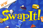 Tired of playing with just jewels? SwapIt! has lots of different themes!