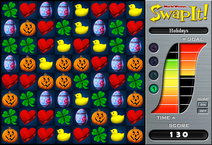 Cash Tournaments - SwapIt! screen shot