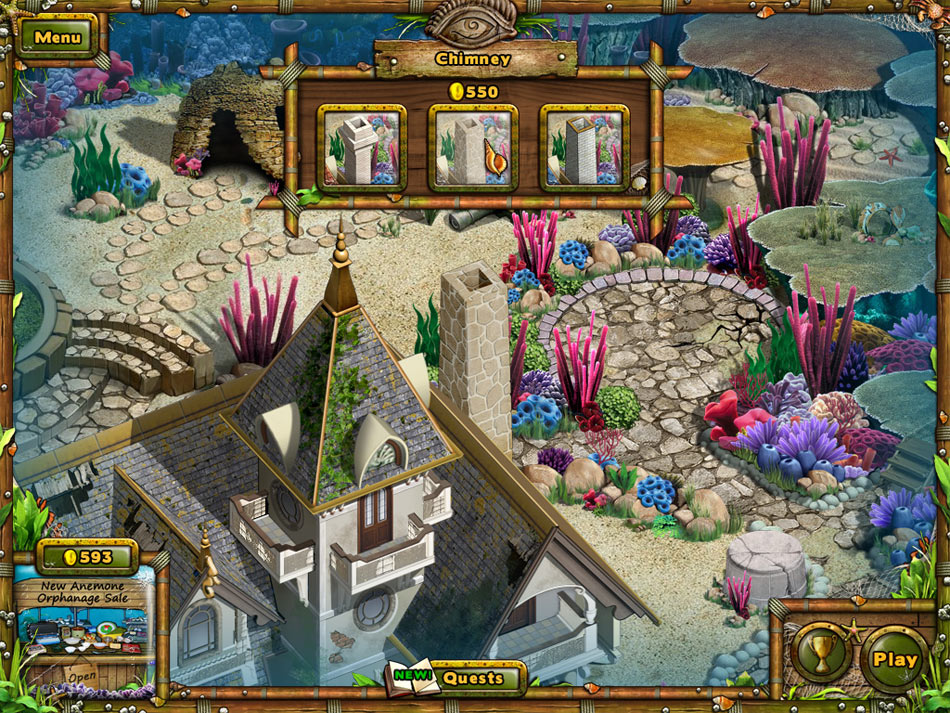Tales of Lagoona screen shot