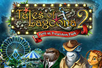 Your grandparents' amusement park is in trouble! Save it in the beautiful hidden object game Tales of Lagoona 2: Peril at Poseidon Park!