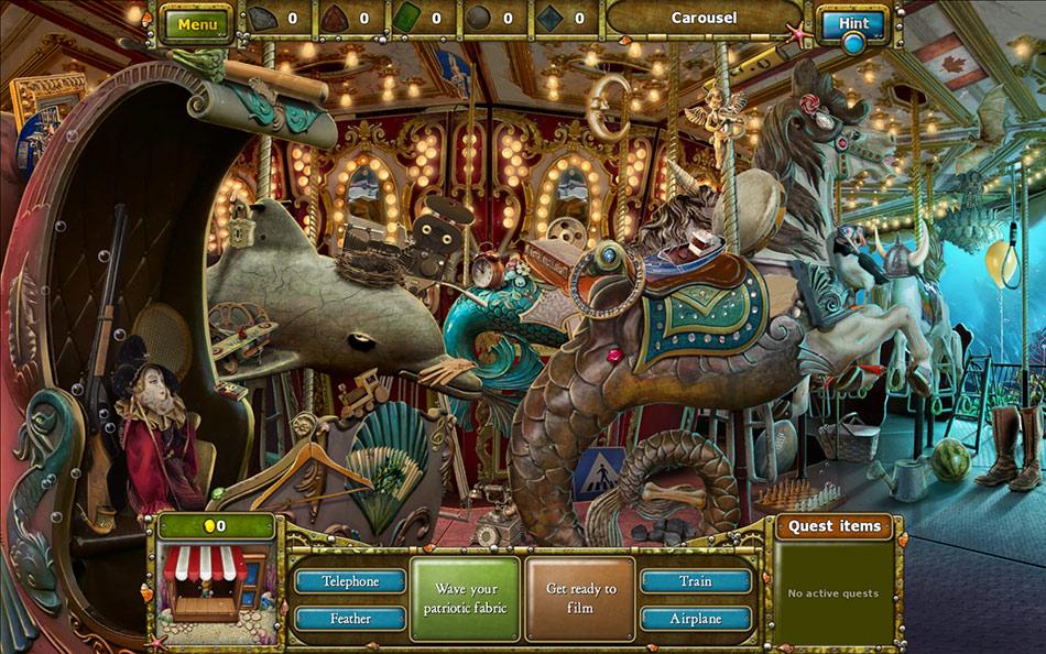Tales of Lagoona 2: Peril at Poseidon Park screen shot