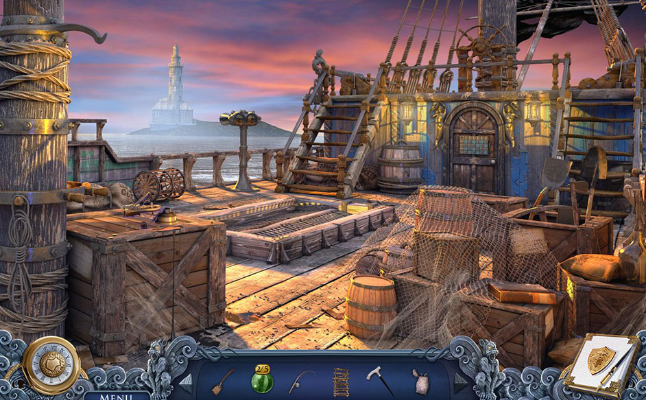 Whispered Legends: Tales of Middleport screen shot