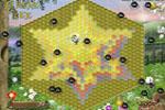 Screenshot of Tangle Bee