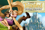 In Tangled: Double Trouble, help Flynn get Rapunzel to the castle! Watch out for the guards and collect Flynn's 'Wanted' posters along the way.