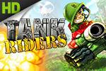 Get ready for some labyrinth-y tank fun!  Combining vibrant 3D graphics and fast-paced arcade action, Tank Riders will put you in the fray!